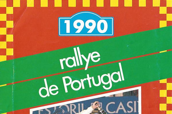 VHS Rally del Portogallo