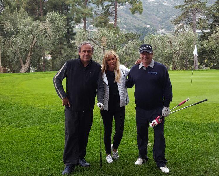 Proam- Ryder Cup Golf Eventi V.I.P Benefico Sanremo/Milano